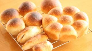ミスドのポンデリングちぎりパン